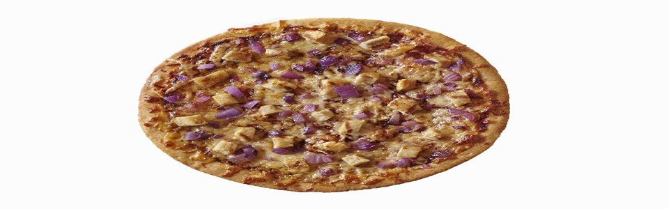Texas-Style Barbecue Chicken Pizza Image 2