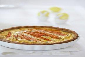 Carrot & Zucchini Quiche Image 2