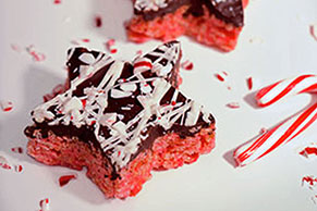 Peppermint RICE KRISPIES TREATS®