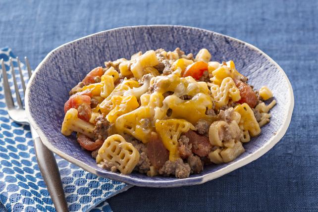 Macaroni au fromage ABC Image 1