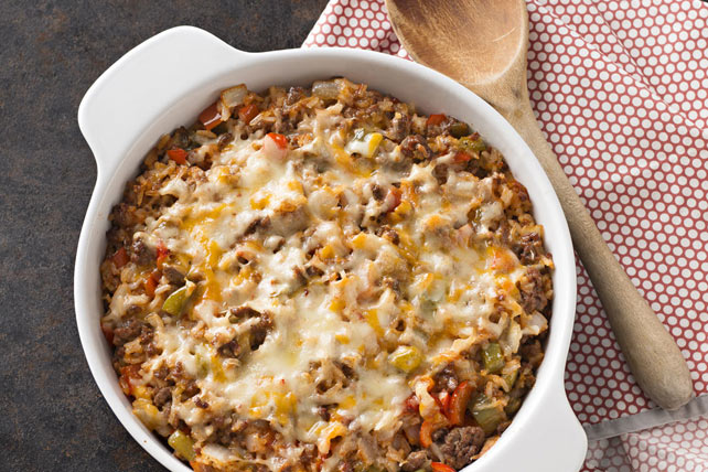 Mexican Unstuffed Pepper Casserole Image 1