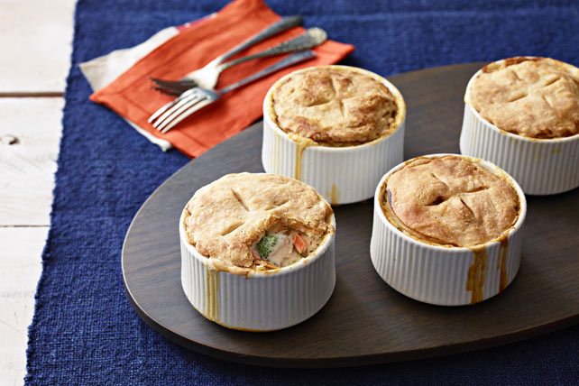 PHILLY Chicken Pot Pie Minis Image 1