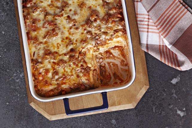 Easy Ravioli Lasagna Bake Image 1