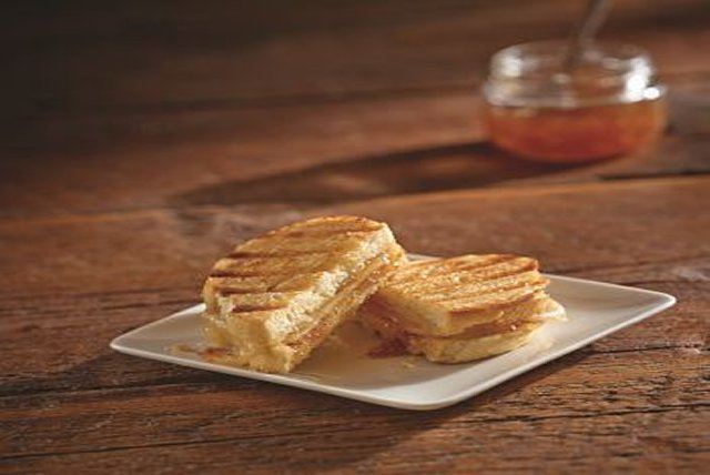 Fig & Asiago Grilled Sandwich Image 1