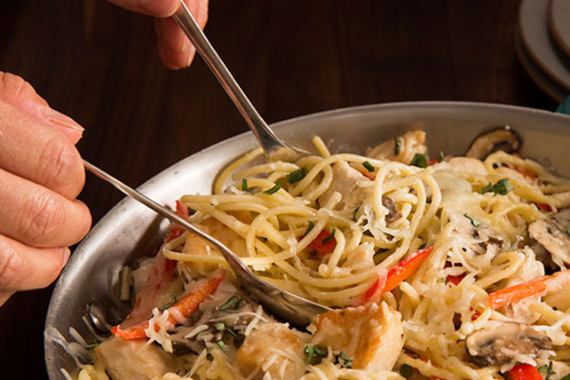 Quick & Easy Chicken Tetrazzini Image 1