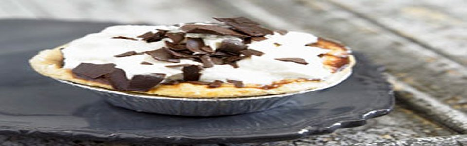 Easy Chocolate Silk Pie Image 2