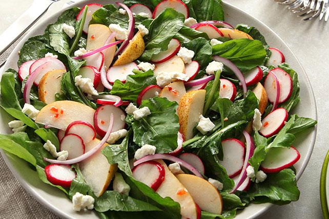 Zesty Radish Salad Image 1