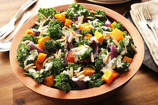 Harvest Kale Salad Image 1