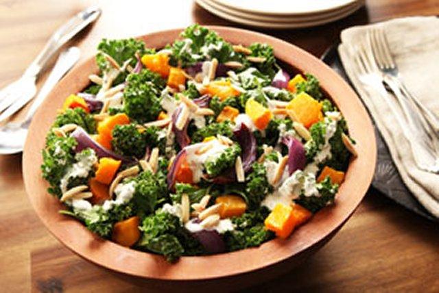 Salade de chou frisé de saison Image 1