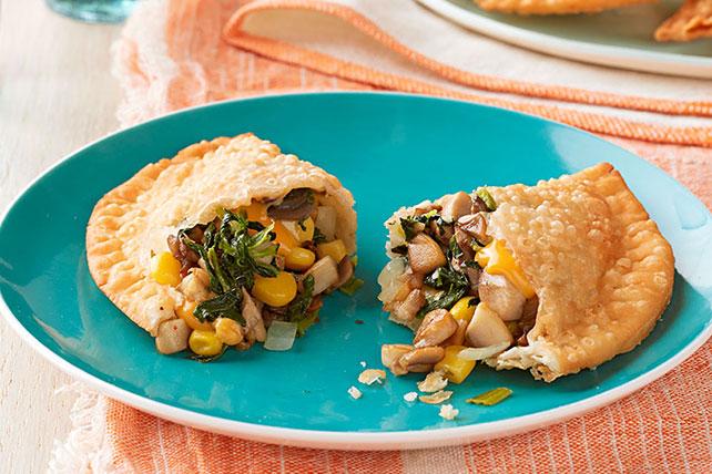 Empanadas de champiñones Image 1
