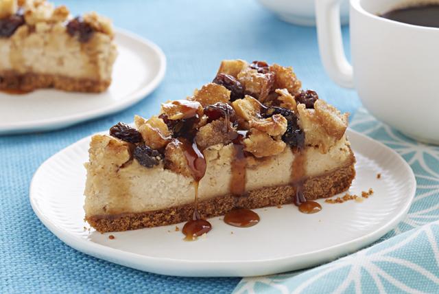 Capirotada Cheesecake Image 1