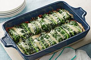 """Kale """"Cannelloni"""""""