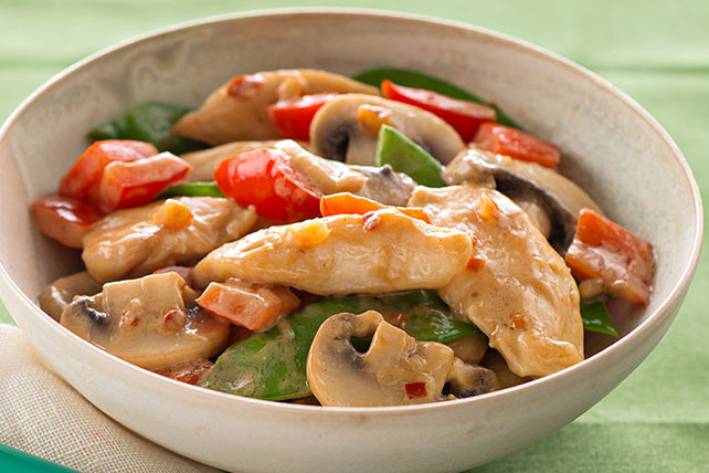 Quick Chicken Stir-Fry Image 1