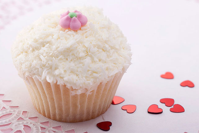 Coconut Cupcakes Image 1