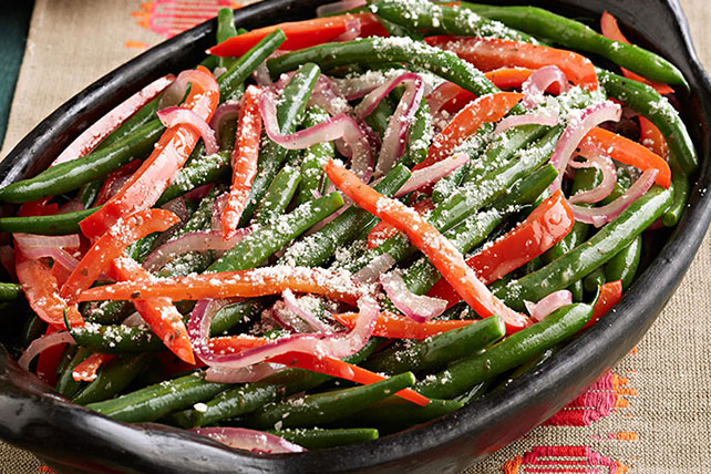 Tangy Green Bean Salad Image 1