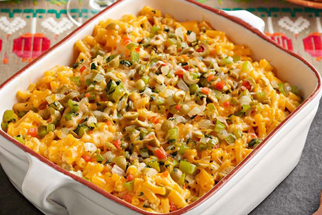 Sofrito Mac n' Cheese