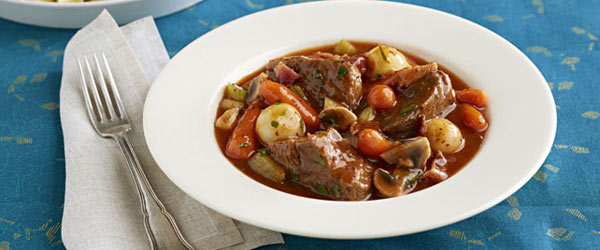 Slow-Cooker Classic Beef Stew
