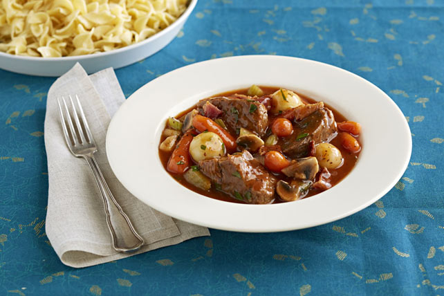 Slow-Cooker Classic Beef Stew Image 1
