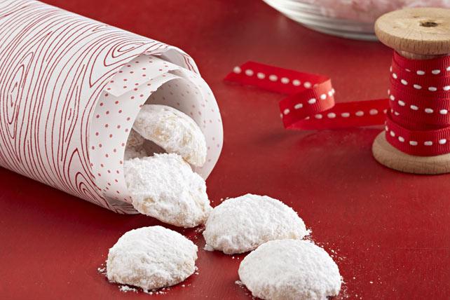 Petites boules sablées à la vanille Image 1