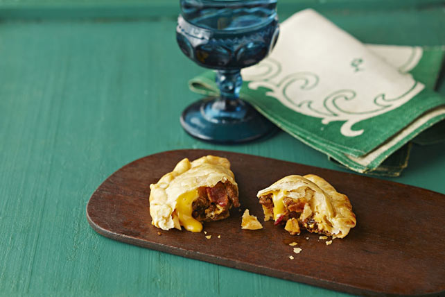 Empanadas au picadillo de bœuf Image 1