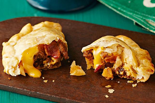 Empanadas con picadillo de carne de res Image 1