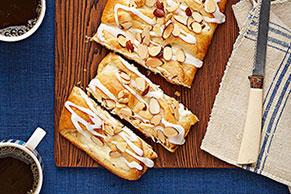 Pan dulce de almendras