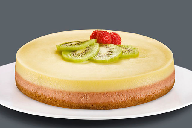 Double-Layer Cheesecake Image 1