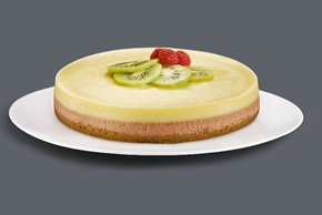 Double-Layer Cheesecake Image 2