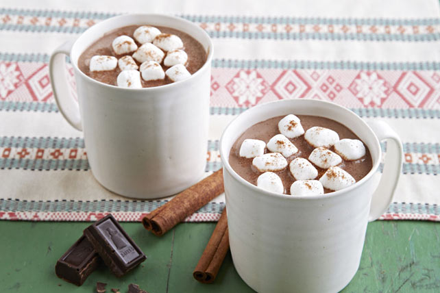 Mexican Hot Chocolate Image 1