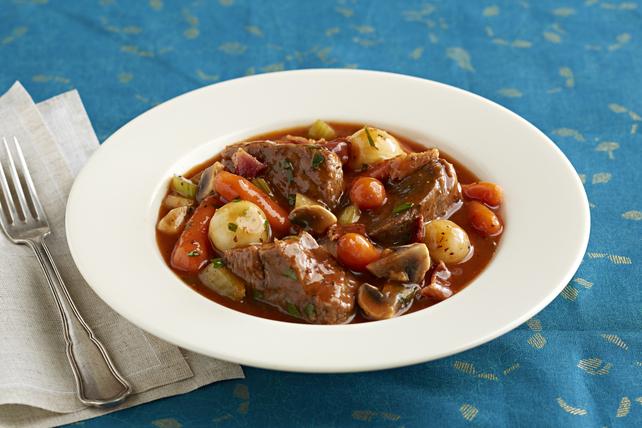 Ragoût de bœuf classique à la mijoteuse Image 1