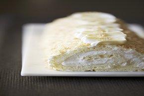 Creamy Coconut Cake Roll Image 2