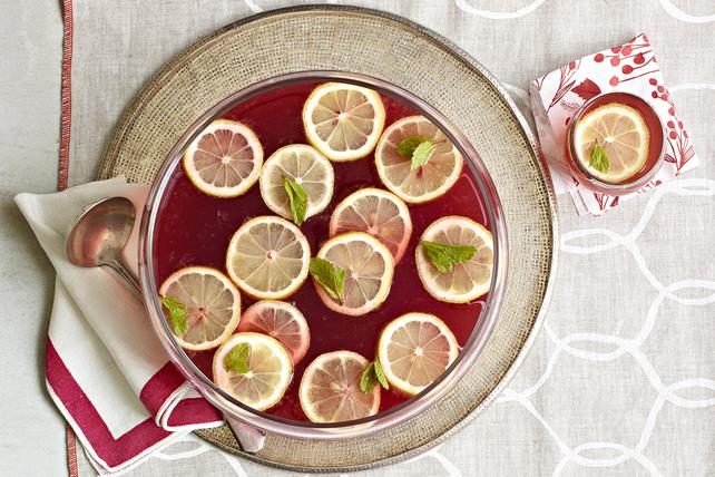 Punch à la grenade et à la limonade Image 1