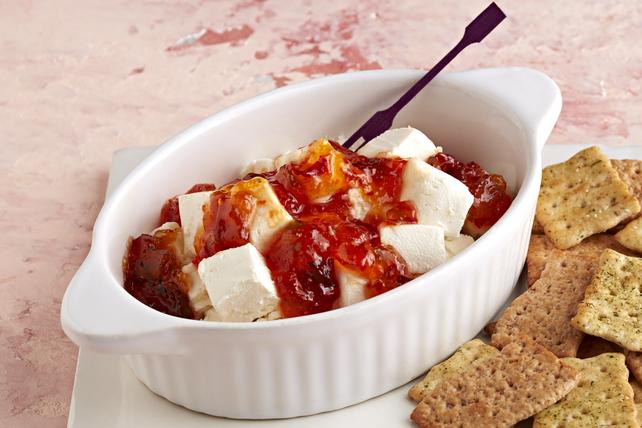 Bouchées de fromage au chili Image 1