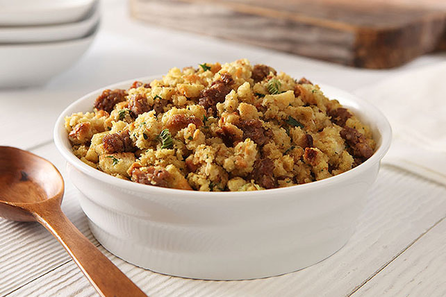 STOVE TOP Meat Lovers' Stuffing Image 1