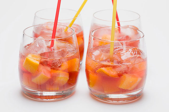 Ginger Lemonade Sangria