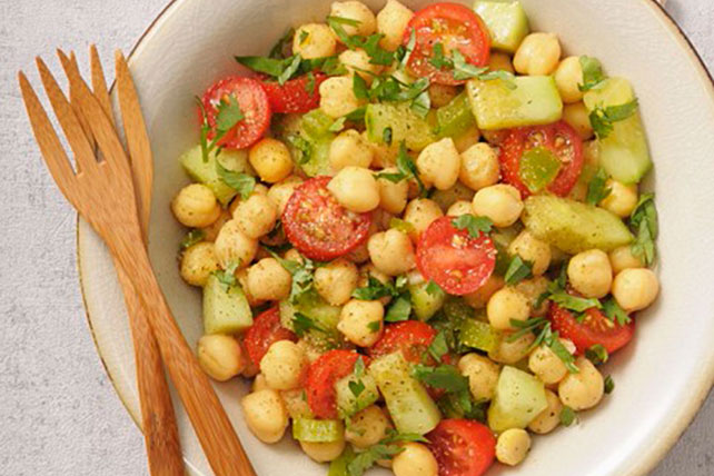 Chickpea Recipe Image 1