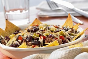 Nachos Fully Loaded
