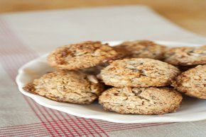 Coconut, Chocolate & Almond Macaroons Image 2