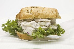Chicken Salad Sandwiches Image 2