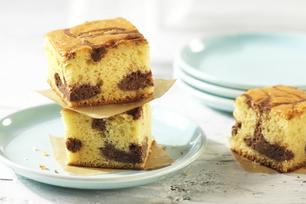 Chocolate Cheesecake Blondies