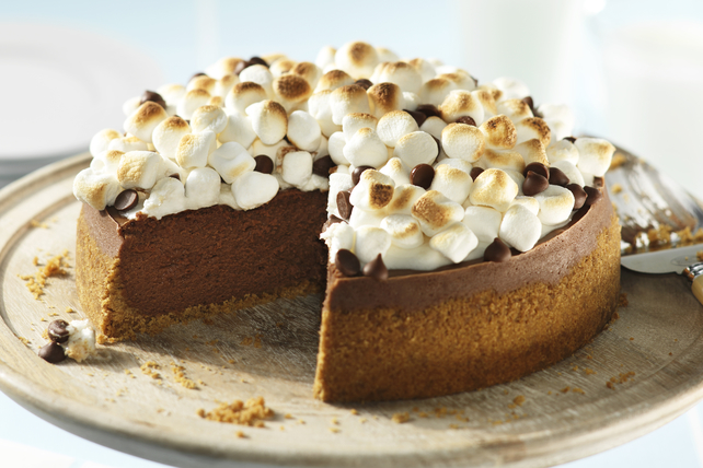 S'more Cheesecake Image 1