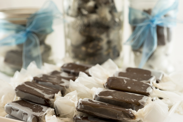 Caramels au chocolat Image 1