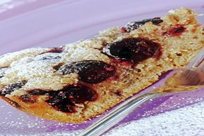 Cherry-Vanilla Coffee Cake Image 2