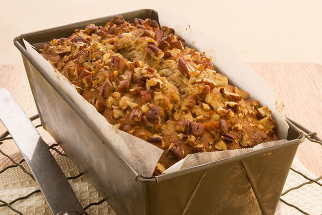 Maple-Pecan Banana Bread Image 1