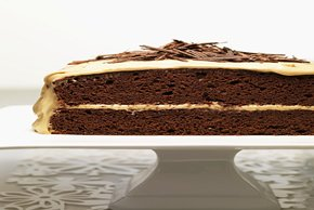 Chocolate Carrot Cake Image 2