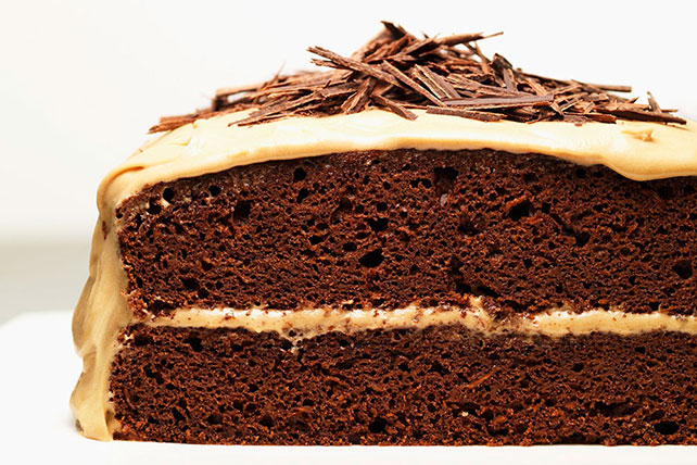 Chocolate Carrot Cake Image 1