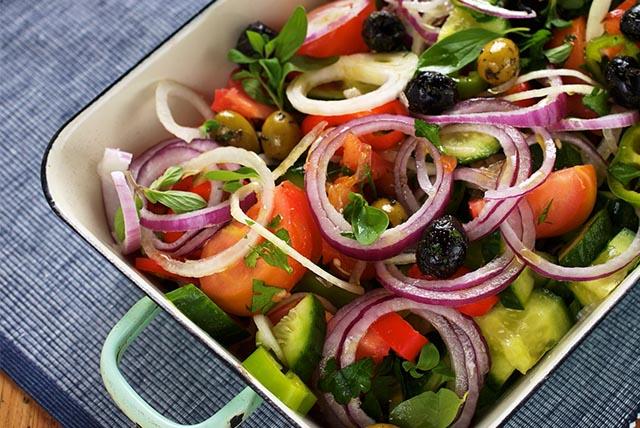 Mediterranean Salad Image 1