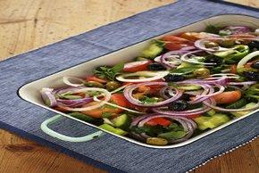 Mediterranean Salad Image 2