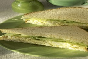 Down-Home Egg Salad Sandwiches Image 2