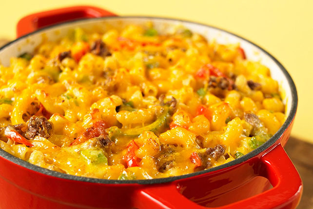 Southwestern Mac & Cheese Image 1